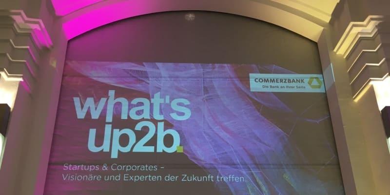 Aya Jaff bei What'sup2: Mehr investieren