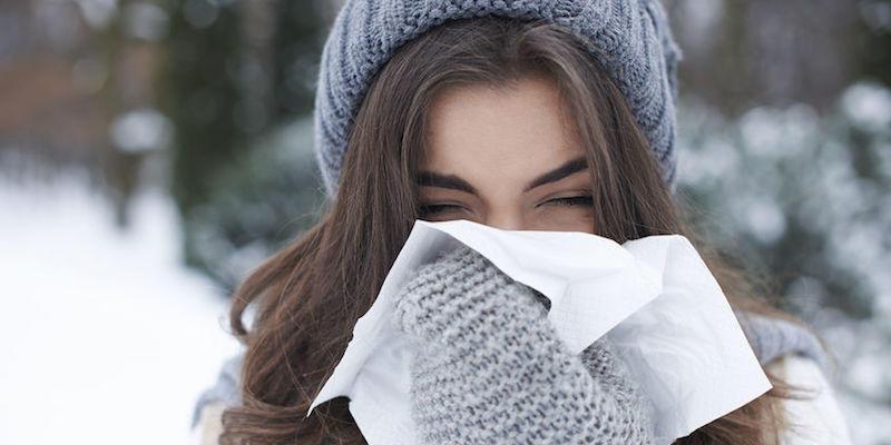 Hallo kalte Jahreszeit, Tschüss Erkältung!