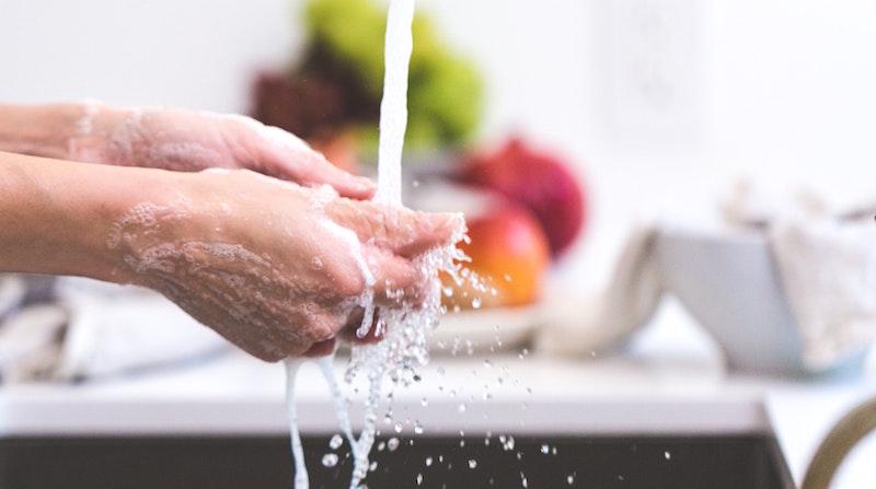Händewaschen Hygiene Handgel RefreshME Pericosa