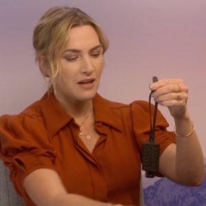 Hygiene Handgel Taschenanhänger Kate Winslet