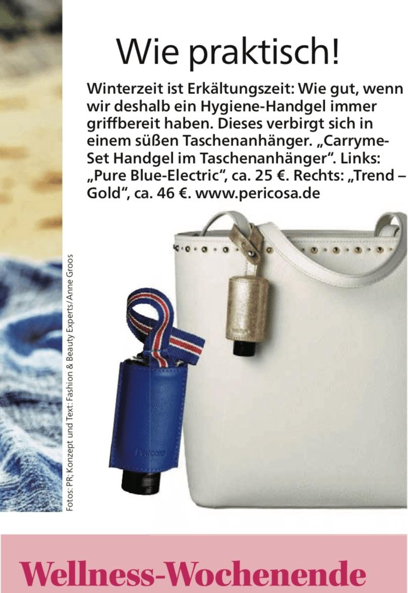 Hygiene Handgel CarryME-Set tina Magazin