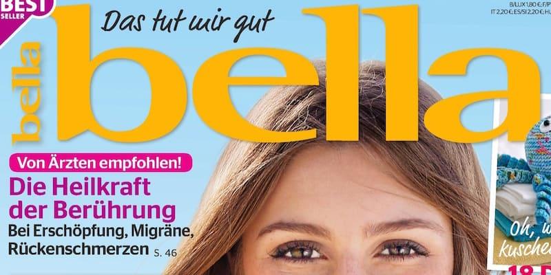 bella Magazin: Sehr schick gegen Erkältung