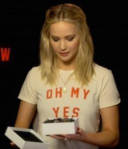 Jennifer Lawrence Taschenanhänger Hygiene Handgel