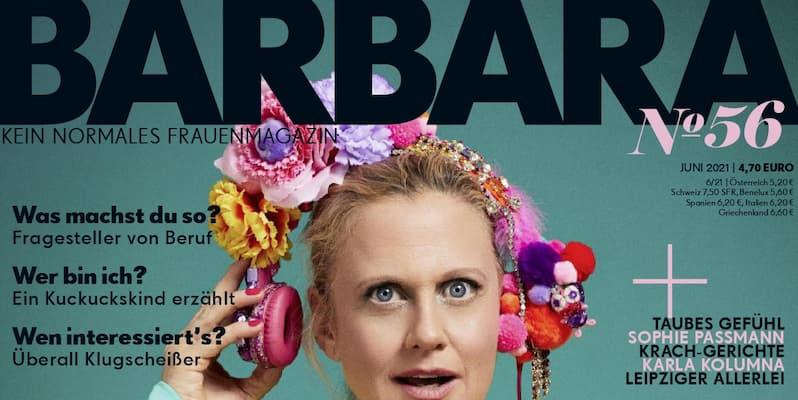 Neue Hygiene Vorschrift Handdesinfektionsgel BARBARA Magazin