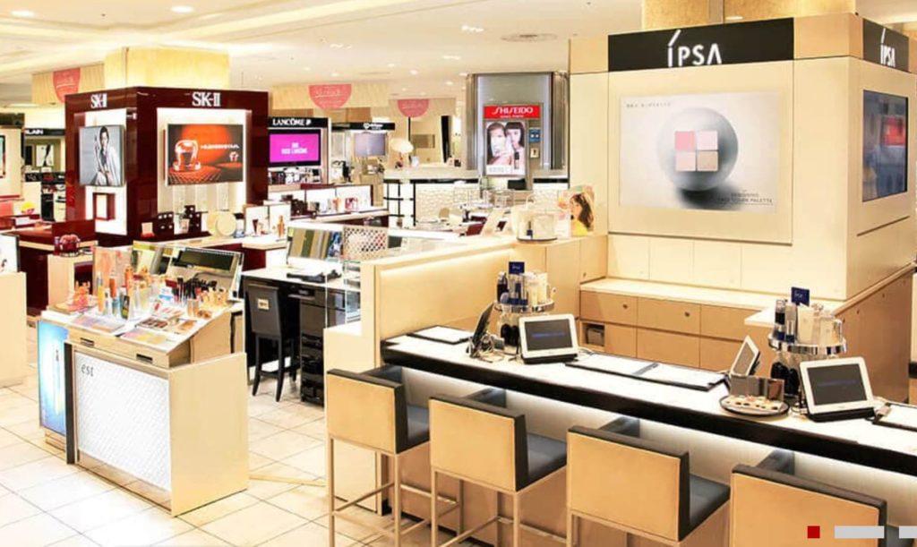Pericosa Produkte Pop-up-Store Japan