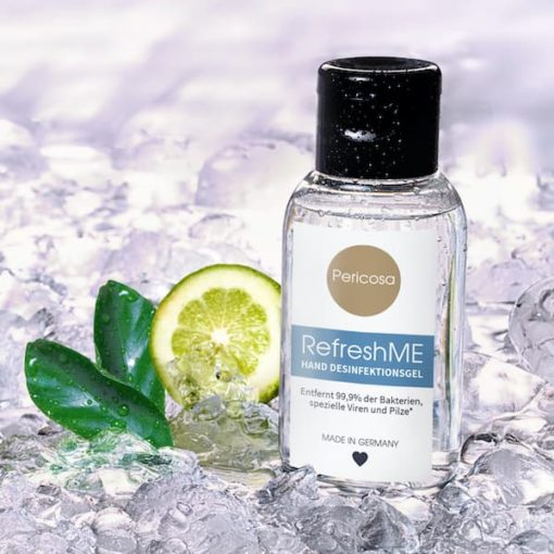 Pericosa RefreshME Hand-Desinfektionsgel Qualität