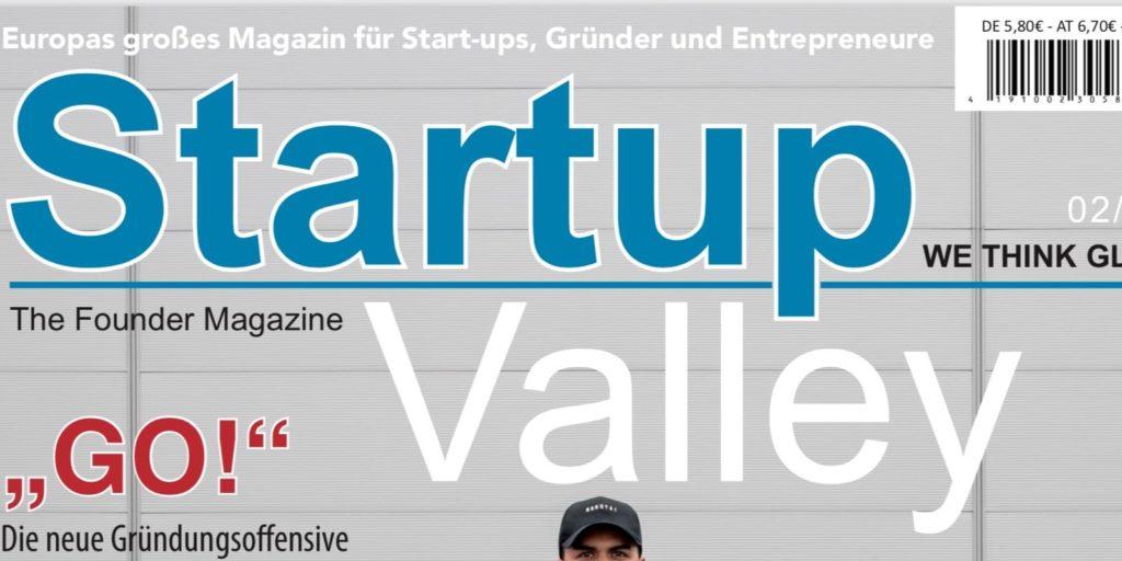 Gründer Magazin: Pericosa im Startup Valley