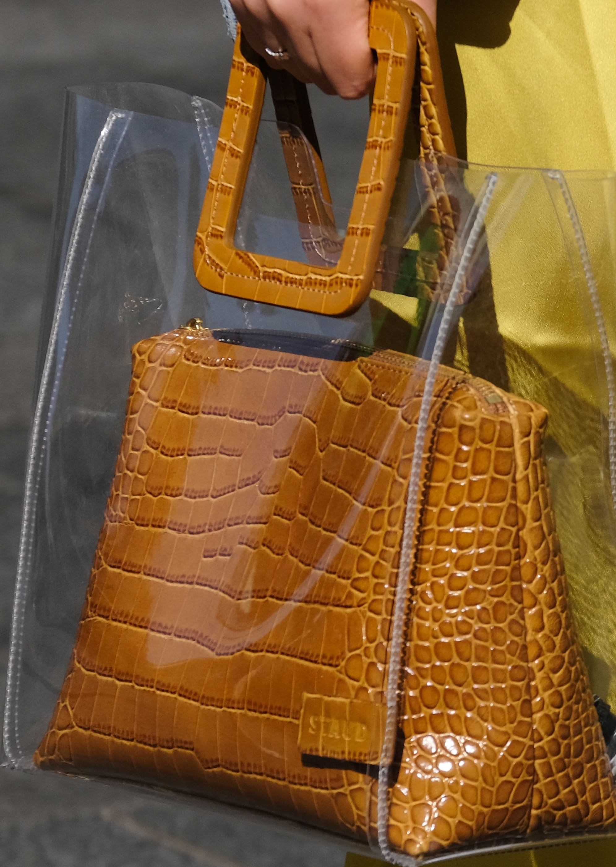 Pericosa Taschen Trend Transparent