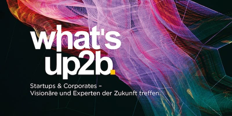 What'sup2b: Pericosa auf Startup-Event