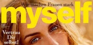 myself Hygiene Handgel Leder Etui Dagmar Wöhrl